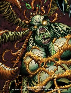 #spore #TableTopRPG #SuperHero #Superhero2044 #ComicBooks #Gaming #Art #CollectibleCardGame #CheckerBPG
