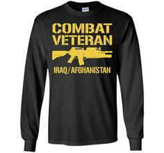 Combat Veteran Iraq and Afghanistan (vintage distressed) T-ShirtFind out more at https://www.itee.shop/products/combat-veteran-iraq-and-afghanistan-vintage-distressed-t-shirt-ls-ultra-cotton-tshirt-222 #tee #tshirt #named tshirt #hobbie tshirts #Combat Veteran Iraq and Afghanistan (vintage distressed) T-Shirt
