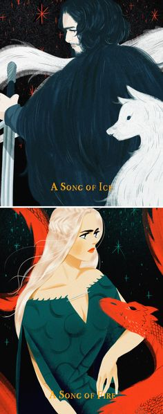 A Song of Ice and Fire