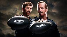 Eli and Payton Manning