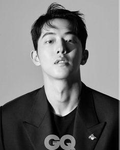 Asian Actors, Korean Actors, Nam Joo Hyuk Smile, Black Korean, Bride Of The Water God, Lee Jung Suk, Nam Joohyuk, Dior Beauty, Sung Kyung