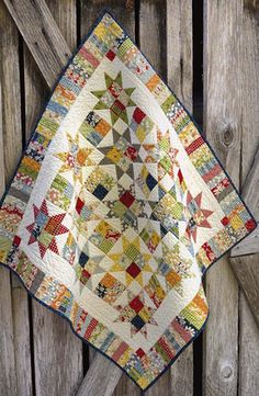 Have you ever participated in a charm-square trade—or maybe you'd like to start one? Click through for fun tips on how to host your own swap, and how to use those new charms in beautiful quilts.