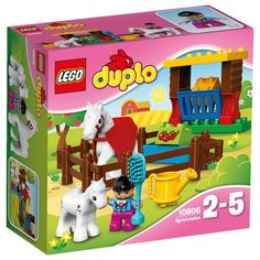 10806 Lego Duplo Paarden