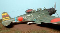 B5N2 Type 97 Torpedo Bomber Kate by Rino Righi (Hasegawa 1/48)