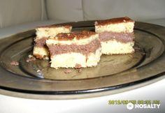 Párizsi krémes sütemény