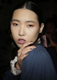 Fall 2017 Nail Trends - Best Nail Ideas From Fall NYFW Runway - ELLE