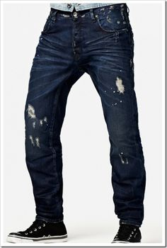 G-Star/A-CROTCH/lexicon denim