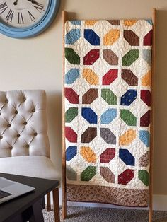 Winterset Quilt Pattern Download