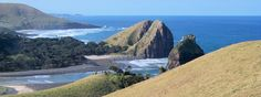 The Transkei in South Africa- earns it's name the wild coast for sure