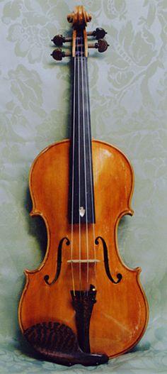 Violino Carlo Vettori di Dario Firenze anno 2000.