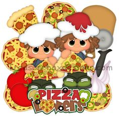 Pizza Lovers - Treasure Box Designs Patterns & Cutting Files (SVG,WPC,GSD,DXF,AI,JPEG)
