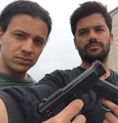 Fear The Walking Dead, season 2, on set