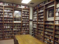 Film Room, Houghton Memorial Library, Huntingdon College. Huntingdon College, College Board, Memories, Film, Home, Memoirs, Movie, Souvenirs, Film Stock