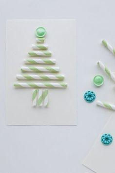 creative christmas cards diy homesthetics (9)