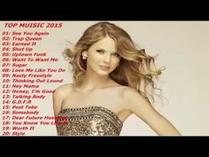 Top 100 Best Song 2015  Top 100 New Songs of 2015, Top Music 2015, New S...