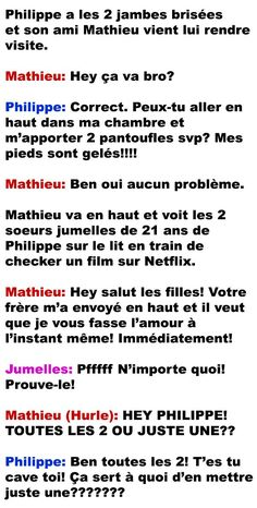Funny Sms, Funny Cute, Funny Images, Funny Pictures, French Expressions, Lol, How To Speak French, Bad Mood, Adult Humor