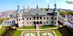 Leyraa-UAVO Zdjęcia i Filmy z drona / Usługi Dron / Licencjonowany Pilot UAVO / Kielce / VBLOS: Muzełum Narodowe w Kielcach - Kielce