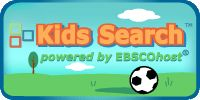 EBSCO Kids Search - EBSCO resources selected specifically for primary and middle school students. Search a wide database of magazines, newspapers, biographies, radio & TV news transcripts, photos and more. Great resource for research papers. This is a subscription database available through your library and Texshare. Access it from home with a password from your library.