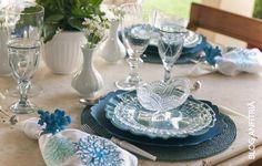 mesa para um almoço – Anfitriã como receber em casa, receber, decoração, festas, decoração de sala, mesas decoradas, enxoval, nosso filhos