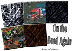 On the Road Again Collection!