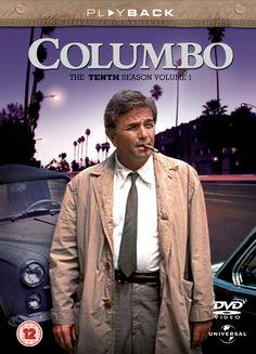Columbo. Childhood memories of watching it with my Yaya