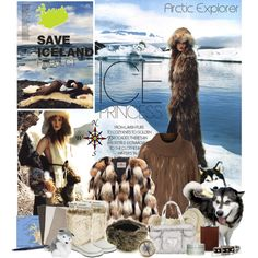 Arctic Explorer, created by jangold on Polyvore