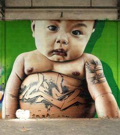 street art  smug