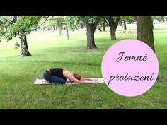 Jemné protažení s jógou | začátečníci - YouTube Healing, Yoga, How To Plan, Kids, Children, Yoga Tips, Recovery, Baby Boys, Yoga Sayings