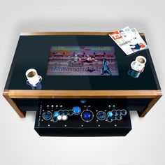 gaming coffee table!