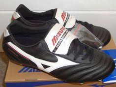 0002d0d91ba3 MIZUNO MORELIA SG Pro Football Boots Kangaroo Leather Soccer Cleats BNIB UK  8 #Mizuno #