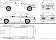 BMW M3 (E30) (1988)