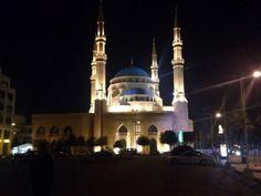 En nuestro #post: #Beirut, 5 días llenos de sorpresas! Te contamos que hacer en esta ciudad del #Libano #MezquitaMohamedal-Amin