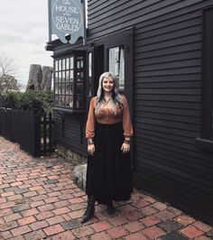 """Adrienne Rozzi on Instagram: """"I had a craving for fish n' chips today and now I'm missing New England something fierce. What I wouldn't give to hug all my MA friends,…"""" Then And Now, New England, Hug, Cravings, Chips, Fish, Formal, Clothes, Instagram"""