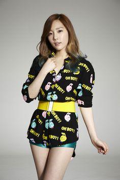 Girls' Generation - News Interview - Taeyeon