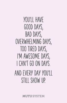 No matter how you're feeling on any given day, just do the best you can to keep moving forward and focus on positive thinking! quotes quotes about love quotes for teens quotes god quotes motivation Now Quotes, Great Quotes, Quotes To Live By, Inspiring Quotes, Bad Day Quotes, Lets Do This Quotes, New Month Quotes, This World Quotes, Everyday Quotes
