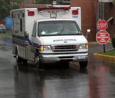 vintage ambulance photo collection K. Burdyny Wpg Riverview Ambulance Service