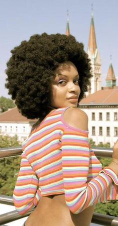 Chunky #afro #naturalhairstyle Loved By NenoNatural!