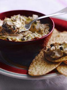 Tuna & caper butter
