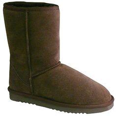 LAMO Sheepskin Boots for $9.99