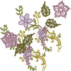 Sue Box Creations | Download Embroidery Designs | 14 - 3D Design 2