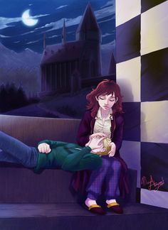 When Rose brought Scorpius home, she ended up having a fight with Ron. Despite Hermione trying to keep the peace, Rose grabbed Scorp's hand and left. When Scorp brought Rose home for New Year's, his mother was not happy. Scorp took Rose and left. They ended up spending the holiday crying at Hogwarts.