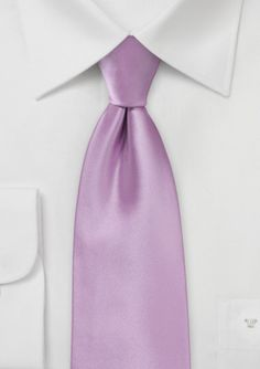 New Radiant Orchid colored tie by Puccini - $9.90
