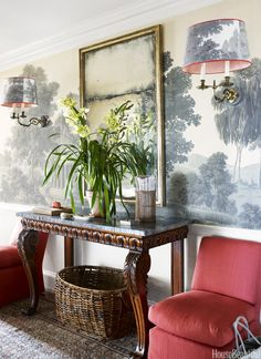 1000 images about awesome wall sconces on pinterest Tom scheerer house beautiful
