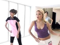 Tracy Anderson Teaches Standing Abs