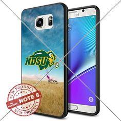NEW North Dakota State Bison Logo NCAA #1391 Samsung Note5 Black Case Smartphone Case Cover Collector TPU Rubber original by WADE CASE [Breaking Bad] WADE CASE http://www.amazon.com/dp/B017KVNQIO/ref=cm_sw_r_pi_dp_WLLAwb18JF0FM