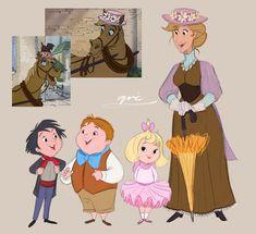 Disney Au, Disney Magic, Disney Movies, Disney Pixar, Kid Character, Character Design, Dreamworks, Disney Characters As Humans, Humanized Disney