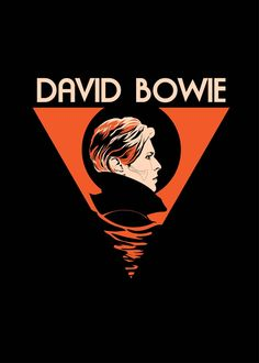 David Bowie Low Poster Illustration