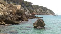 Cala d'hort. Agost 2012 Ibiza, Water, Outdoor, Calla Lilies, Gripe Water, Outdoors, Outdoor Games, The Great Outdoors, Ibiza Town