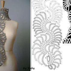 Häkelmuster Spezial -  crochet pattern stitches special