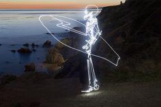 Light Paintings by Darren Pearson - California Soul